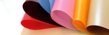 壓紋PVC膠布 - 軟質塑膠布-客製化顏色和壓紋