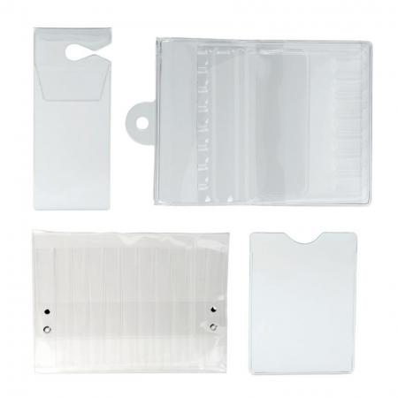 Stationary and Office Supplies - PVC Sheet Applications