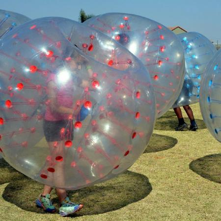 Walking Balloons Inflatables PVC Applications