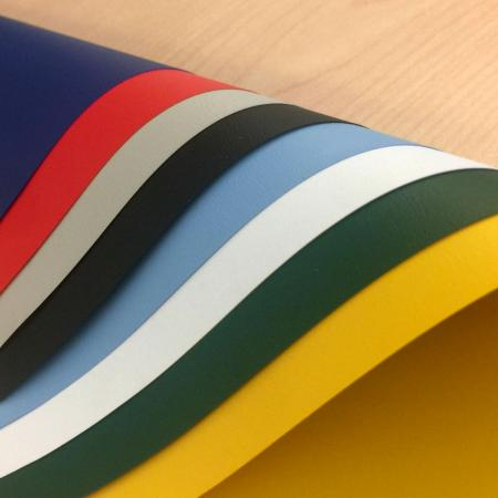 Filme din PVC colorate texturate - culoare personalizată