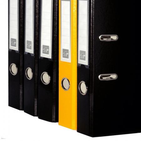 Capacul folderului în relief - Aplicare foaie PVC