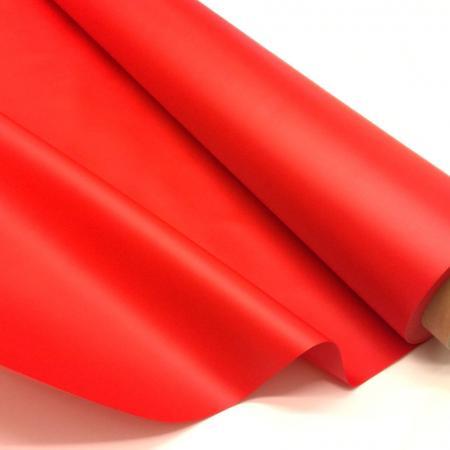 Lámina de PVC con textura opaca - Láminas de plástico de PVC opacas de colores
