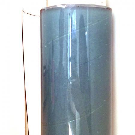 ورقة PVC سميكة مغلفة فائقة الوضوح