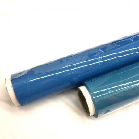لفات ورقة PVC فائقة الوضوح مخصصة