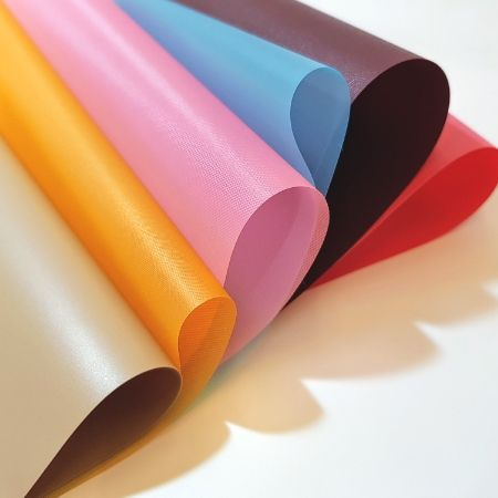 Textured Vinyl PVC Sheets - Customized Color and Embossing - PVC Sheets with Custom Color & Embossed