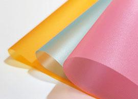 半透明壓紋膠布