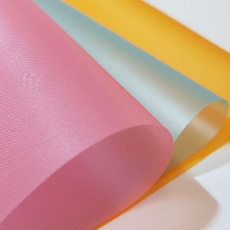 Translucent Colored Plastic Sheet