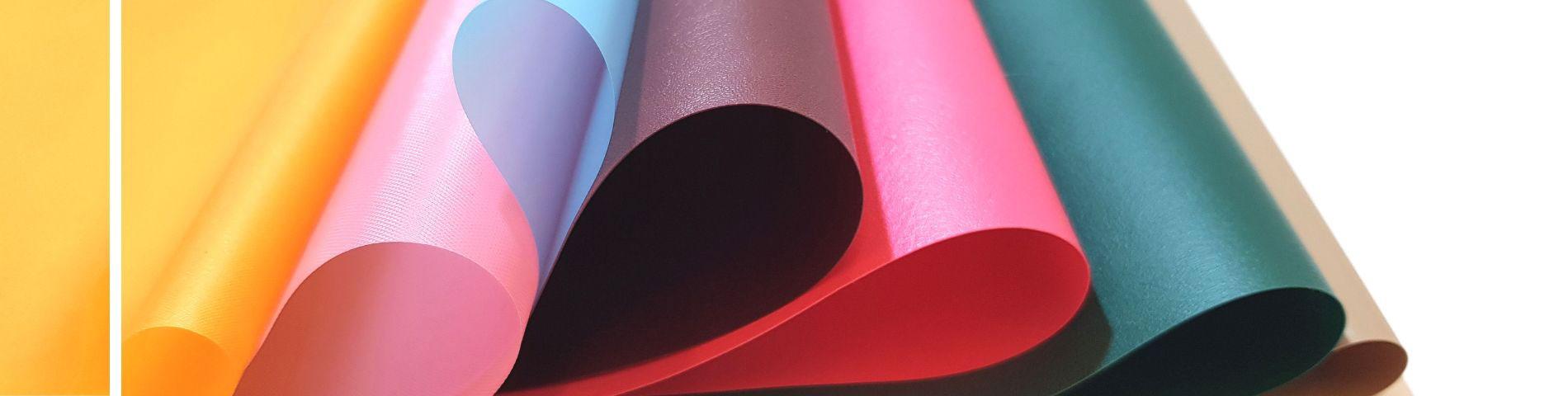 ورقة PVC مرنة مخصصة
