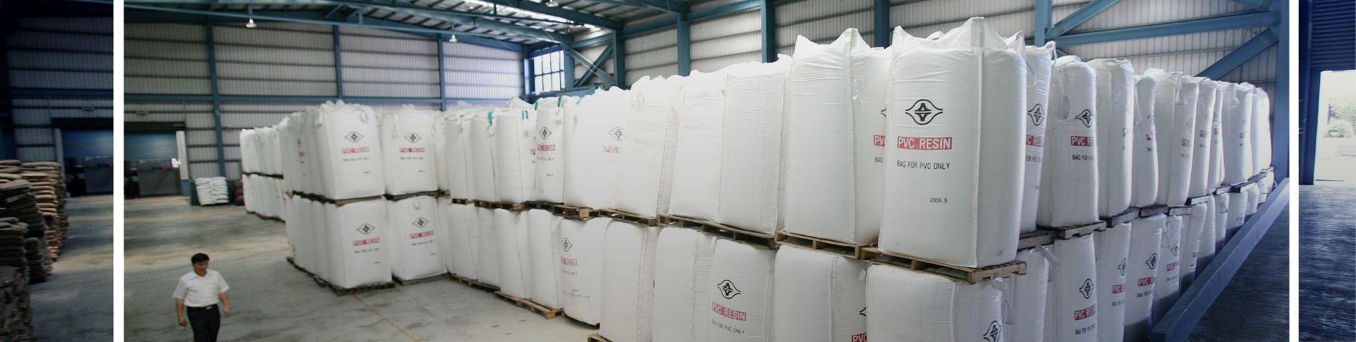 رزین و مواد خام PVC PVC
