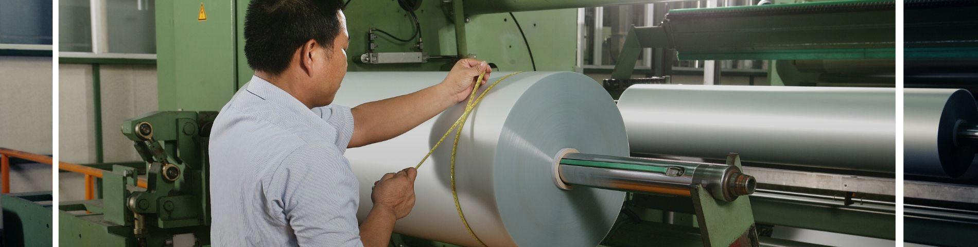 Controle de qualidade na produção