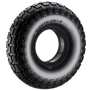 250mm空心橡膠輪(350-4) - 250mm空心橡膠輪(350-4)
