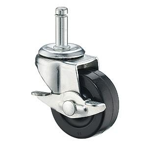 50 mm wrijvingsring-stuurpen met harde rubberen wielen - 50 mm wrijvingsring-stuurpen met harde rubberen wielen