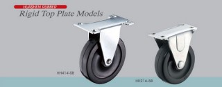 Modelos de placa superior rígida