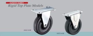 Modellen met stijve bovenplaat