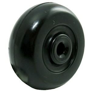 Rodas de borracha maciça de 50mm