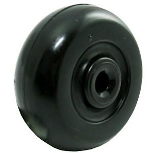 50 mm massief rubberen wielen