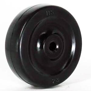 60 mm massieve zachte rubberen wielen - 60 mm massieve zachte rubberen wielen