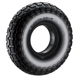 250mm Solid Rubber Wheels(350-4)