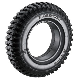 200mm Solid Rubber Wheels(250-4)