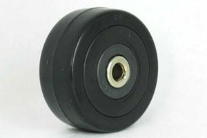 Massieve rubberen wielen
