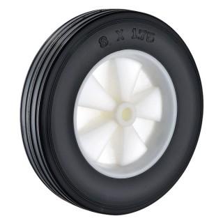 200 x 45 mm massief rubberen wielen - 200 x 45 mm massief rubberen wielen