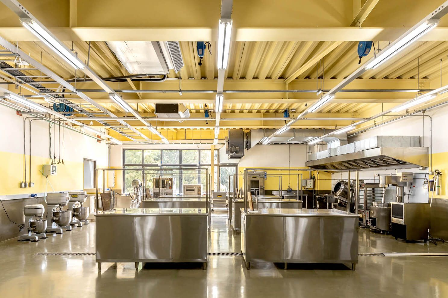 Food Solutions for Central Kitchen