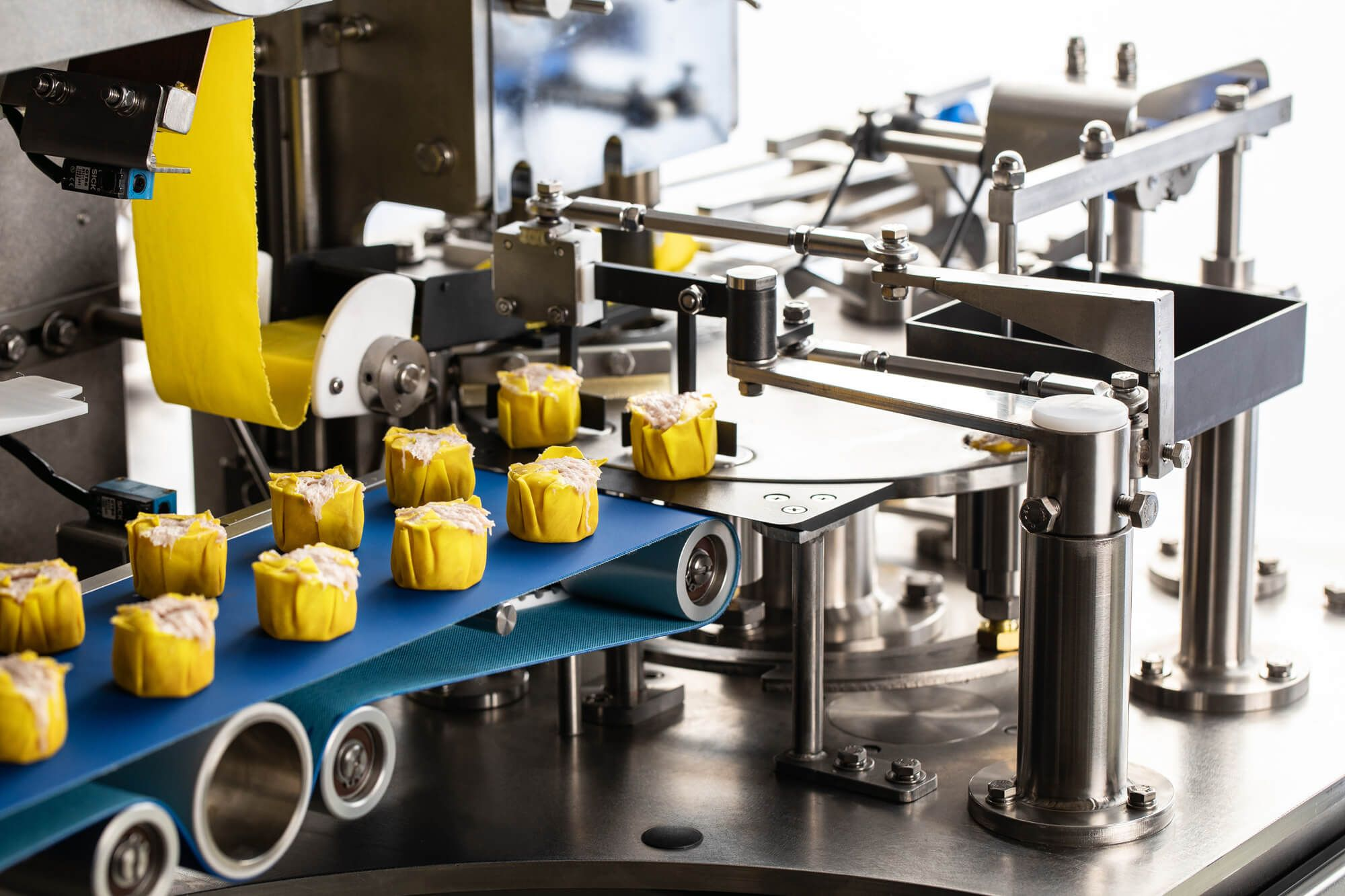 食品工場向けフードソリューション
