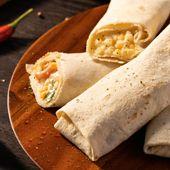 ANKO Thiết bị làm thực phẩm - Bánh bột ngô Burrito