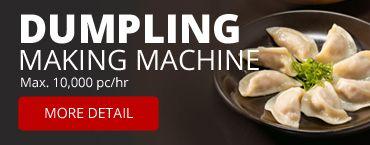 Dumpling Machine maken