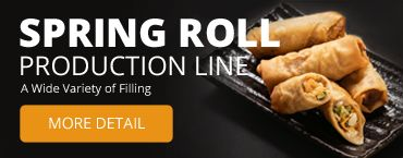 SR-24 Spring Roll Production Line