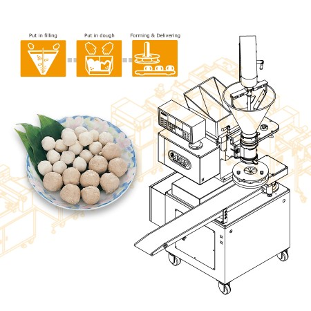 Multipurpose Filling and Forming Machine-Machinery Design for Indonesian Company