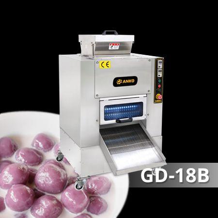 Sweet Potato Ball Making Machine