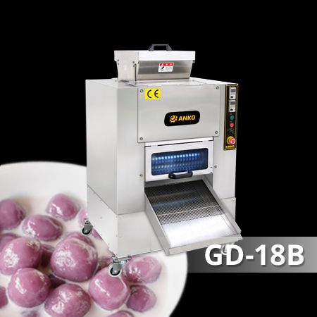 Sweet Potato Ball Making Machine