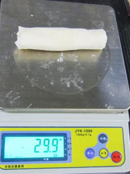 最終製品は、必要に応じて30gまで連続的に小型化されました。