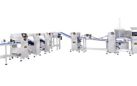 ANKO Automatic Layered Paratha Production Line