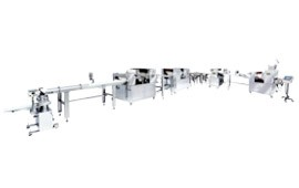 ANKO Danish Pastry Industrial Production Line