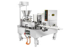 ANKO Kinesisk Dumpling Industrial Production Line