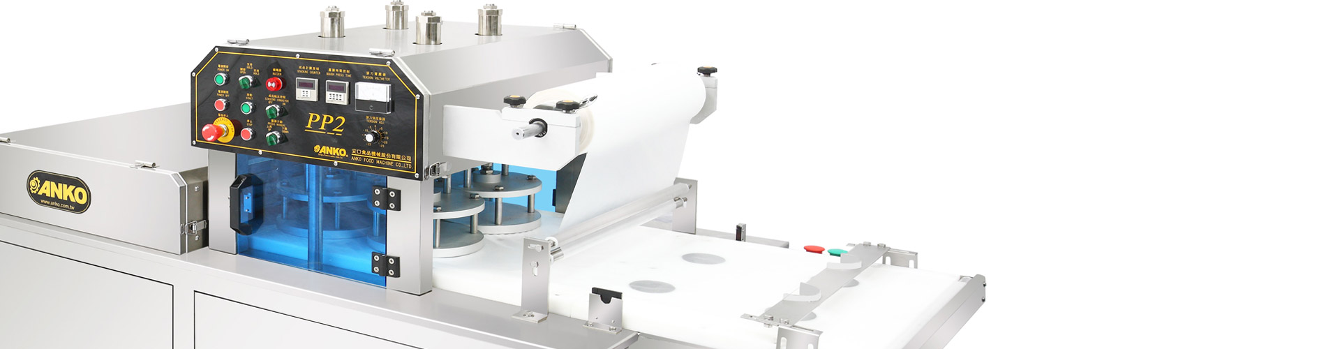 PP-2 Best Choice for Paratha Making Paratha Automatic Filming and Pressing Machine