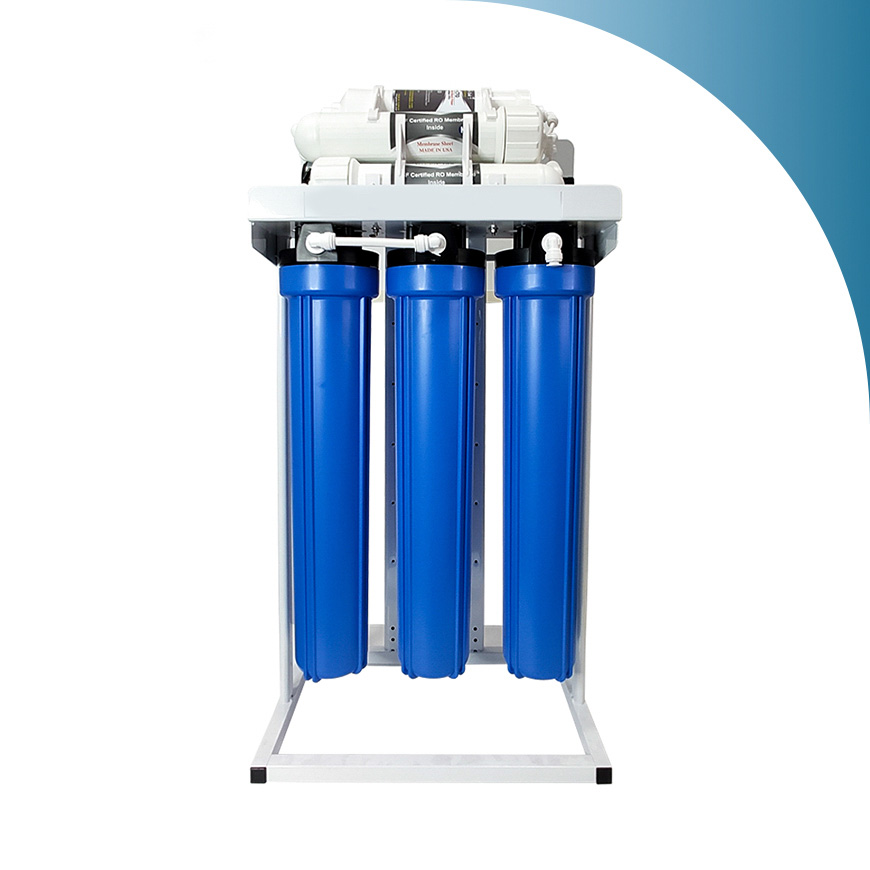 Commercial RO Water System.