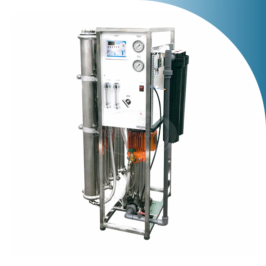 Compact Industrial RO System.