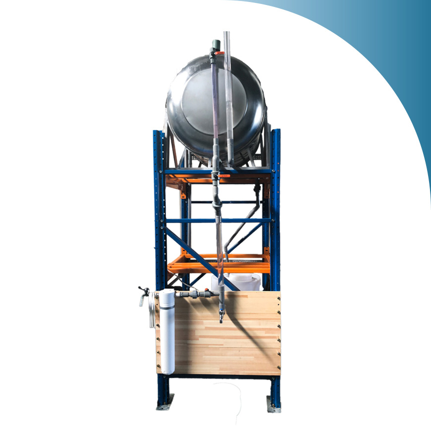 Rain Water Filtration System