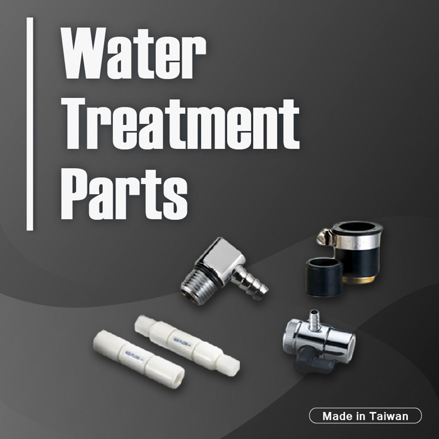 Water Treatment Parts.
