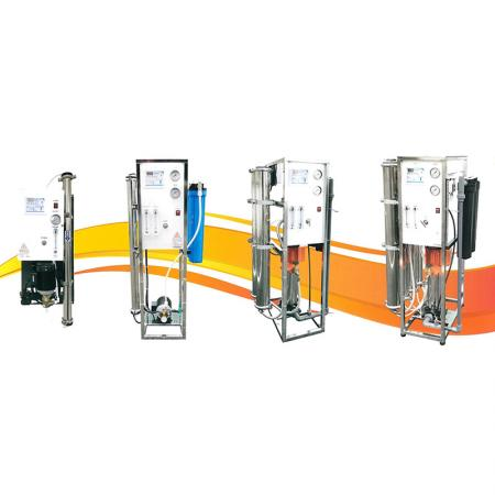 Compact Commercial RO Water System - Compact Commercial RO Unit.