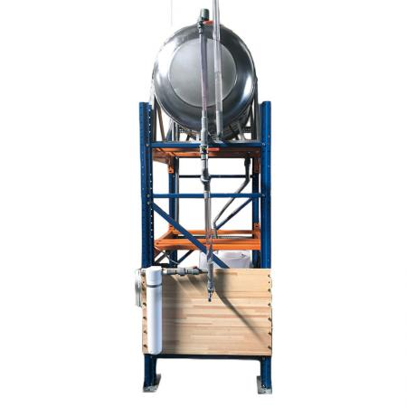 High Flow Gravity Water Filtration