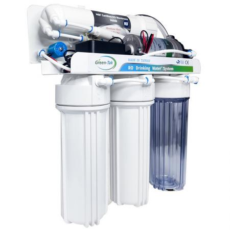 Under Sink Residential RO System - Home RO Pure Water System.