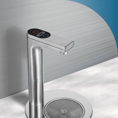Stainless Steel Boiling Water Faucet - EZ Electric Boiling Water Tap.