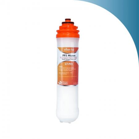 Quick Change Water Filters - Quick Change Disposable Filter.