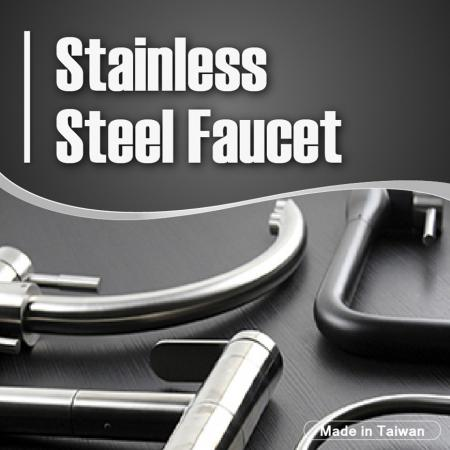 Stainless Steel Faucet - SUS 304 Lead Free RO Faucet.