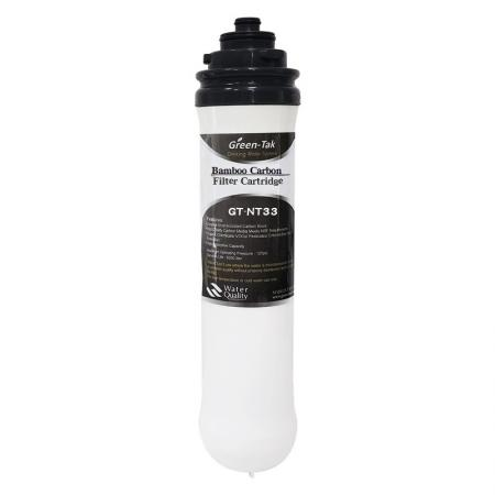Quick Change Bamboo Carbon Water Filters - Quick Change Carbon Filters.
