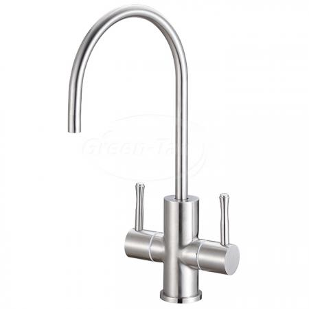 SUS 316L Chilled Water Faucet.